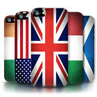 Case/Cover for Apple iPhone 5/5S / Flags