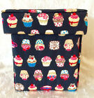 cupcake sewing box