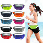 Unisex Fanny Pack Bum Bag Festival Waist Belt Pouch Travel Sports Money Wallet