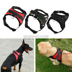 Pet Large Dog Soft Adjustable Harness Pet Walk Out Hand Strap Vest Collar