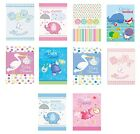 Baby Shower 8 Invitations & Envelopes (Boy/Girl/Party/Invites/Party) (Unique)