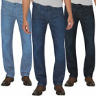 Dickies XD730 Men's Straight Leg Regular Fit Jeans 5 Pocket Heritage Denim Pants