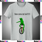 Personalized here come dat boi Pure Cotton Short Sleeve T-shirt Fashion Shirt