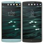 LG V10 H900 - 64GB - AT&T (Unlocked) Smartphone - Opal Blue Space Black