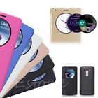 Quick Circle Case Cover With Qi Wireless Charging+NFC For LG G3 D855 D850 New
