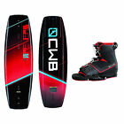 CWB Reverb Wakeboard With Venza Bindings 2016