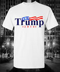 Trump 2016 Flag T-shirt Donald Future President Election Make America Great USA