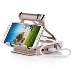 Poratble Power Bank Dual USB Stand Holder for iPhone Sumsung Cell Phone Tablet