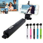 Extendable Self Portrait Selfie Handheld Monopod Stick for Iphone/Digital Camera