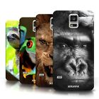 Printed Case for Samsung Galaxy S5/SV /Wildlife Animals Collection