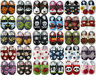Carozoo UK soft leather baby shoes toddler slippers for boys up 8 years