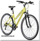 28 ZOLL CROSSBIKE MTB MOUNTAINBIKE Trekking Damen FAHRRAD MODEL Viatic Lady 2017