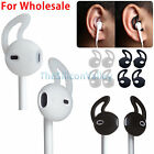 Wholesale Silicone Ear Pad Cover Earphone Headphone Earbud For iphone 6 6s/Plus