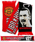 Ibra Souvenir Selection United's Zlatan Christmas Birthday Ibrahimovic Scarf