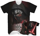 Official Star Wars The Force Awakens Kylo Sub F&B Adult Sublimated T-Shirt $26.99 USD on eBay