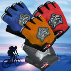 MTB Bicycle Motorcycle Sport Cycling Hiking Camping Gloves Gel Half Finger Glove