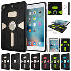 Heavy Duty Defender Shockproof Armor Case Cover For Apple iPad Mini 1/ 2 / 3 / 4
