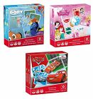 DISNEY 2 in 1 Card Games Box - Cars, Princess, Dory (Select Theme) Puzzle/Snap