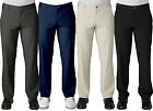 Adidas Ultimate Golf Pants Mens Regular Fit TM6208F6 2016 New - Choose Color!