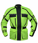 hi vis motorcycle jacket