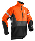 Husqvarna Functional Chainsaw Forest Orange High Vis Jacket - All Sizes