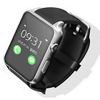 GT88 GPRS Bluetooth Sports Smart Watch Heart Rate Monitor For iphone Android