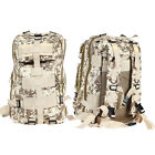 Outdoor Sports Military Tactical Backpack Rucksacks Camping Hiking Trekking Bag