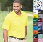 Adidas - Golf ClimaLite® Basic Performance Pique Polo A130, Brand New, Authentic