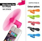 Mini USB Fan, Plug & Play Sports Travel Camping Cooling Fan for iPhone 5/5s/6/6S