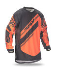 FLY Racing Patrol XC 2016 Mens MX/Offroad Jersey Orange/Black