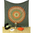 LARGE SELECTION - QUEEN MANDALA TAPESTRY WALL HANGING BEDSPREAD Boho Decor