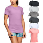 Under Armour 2016 Womens UA HG Armour Short Sleeve Gym Training T Shirt Top