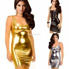 Summer Women Sexy Bandage BodyCon Tank Top Evening Party Cocktail Mini Dress Hot