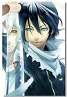 Poster Silk Noragami Yato Japan Anime Room Club Art Wall Cloth Print 502