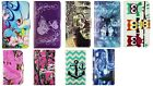 FOR NOKIA LUMIA 521 520 CASE WALLET CARD POCKET PU LEATHER COVER