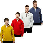 50% OFF RRP Craghoppers Mens Selby Half Zip Fleece CMA1183 Lightweight Pullover