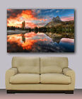 "Yosemite National Park, Huge canvas print, 30"" x 40"", wall art"