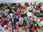 BAG OF BUTTONS -FANTASTIC ASSORTED COLOURS, SHAPES, SIZE  150 grams