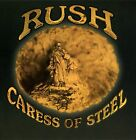 Rush Caress of Steel 1980s Mercury Issue LP w/ GATEFOLD VG+/EX