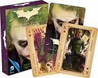 The Joker Heath Ledger set of 52 playing cards (nm)