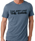 You Just Lost The GAME, gift for him, guy humor, snark, funny Canvas 12073