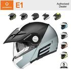 NEW Schuberth E1 Adventure Motorcycle Helmet   All Sizes & Colors   Auth. Dealer