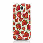 POLKA DOT HEART STRAWBERRY PATTERN CASE COVER FOR SAMSUNG GALAXY MOBILE PHONES
