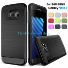 Hybrid Shockproof Dual Layer Protective Case Cover for Samsung Galaxy Note 7