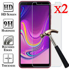 2X Tempered Glass Screen Protector For Samsung Galaxy A3 A5 2017 A8 A8 Plus 2018