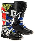 Gaerne G-React Goodyear Mens MX Motocross Boots  Red/Yellow/Blue
