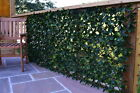 Extendable Artificial Hedging Garden Privacy Screening
