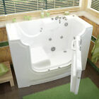 "Therapeutic Tubs HandiTub 60"" x 30"" Walk-In Whirlpool Bat..."