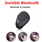 Mini7 Wireless Bluetooth V4.1 Earphone Invisible Stereo Headset for iphone HTC