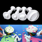 38 Style Cookie Fondant Cake Sugarcraft Chocolate Decorating Plunger Cutter Mold